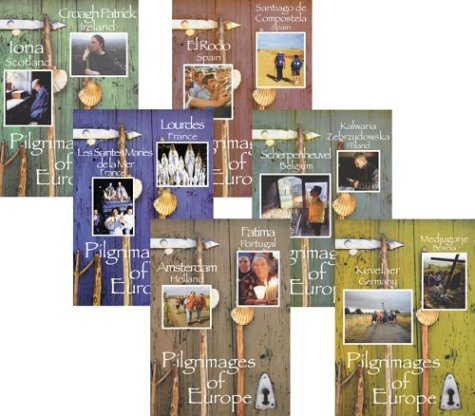 Pilgrimages of Europe by Janson Media