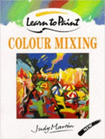 Book Colour Mixing (Collins Learn to Paint)