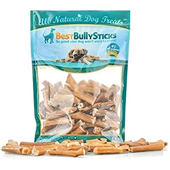 Amazon Com Bully Stick Bites By Best Bully Sticks 2lb