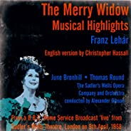 The Merry Widow, Act I, Duet: A highly respectable wife