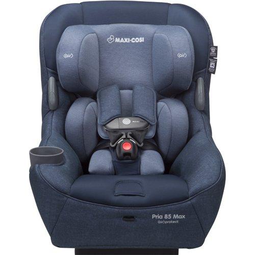 Maxi-Cosi USA Pria 85 Max Convertible Car Seat - Nomad Blue with BONUS Retractable Window Shade