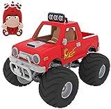 Oddbods Fuse Monster Truck Action Vehicle by Oddbods ODDBODS