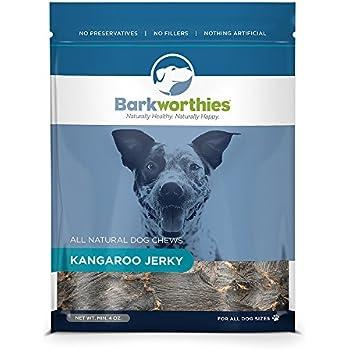 Amazon.com : Barkworthies All Natural Dog Treats - Protein