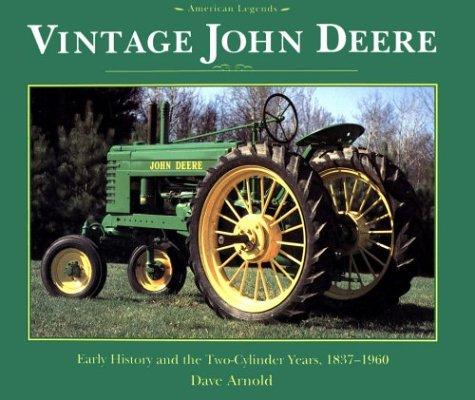 Vintage John Deere (John Deere (Voyageur Press))