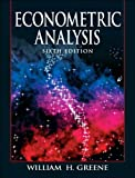 Book cover image for Econometric Analysis (6th Edition)