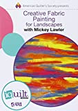 img - for Creative Fabric Painting for Landscapes book / textbook / text book