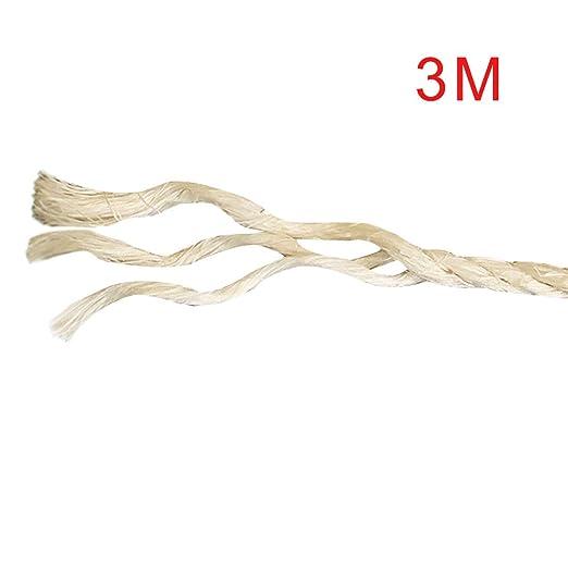 illumafye DIY Silla Cuerda de sisal para árbol de Gatos ...