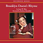 Brooklyn Doesn't Rhyme | Joan Blos