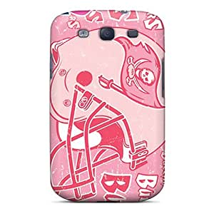 Rewens Scratch-free Phone Case For Galaxy S3- Retail Packaging - Tampa Bay Buccaneers