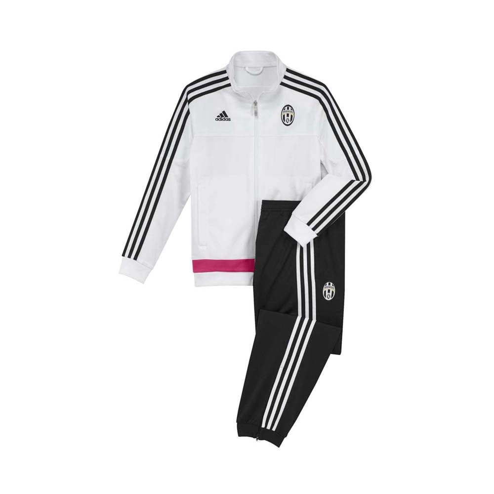 adidas Juve PES - Chándal para Hombre, Color Blanco/Negro/Rosa ...