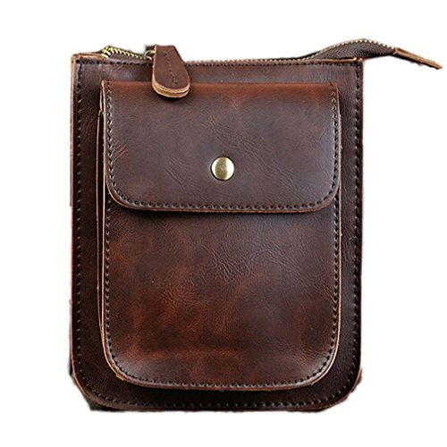 Brown Shoulder Man Bag Brown For Nuben Brown Small Id0xq