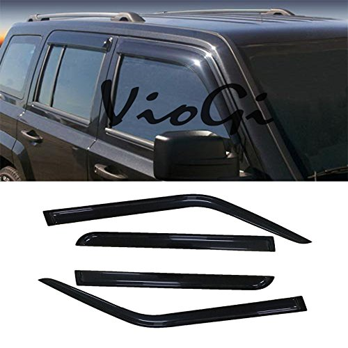 vent visor for jeep - 8