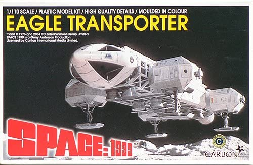 1/110 Scale Eagle Transporter Plastic Model Kit 51VQR2B2BuuQL