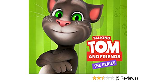 Amazon.com: Watch Talking Tom and Friends | Prime Video