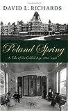 Poland Spring, David L. Richards, 1584654821