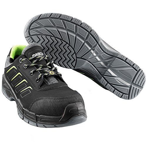 Shoe 48 937 F0110 1148 09 Blanc Mascot Black Mont Safety W11 A0zqw1T1
