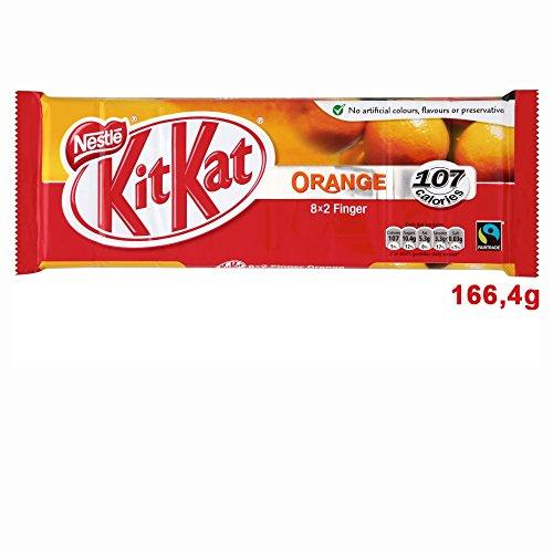 Kit Kat Orange Fingers 166g