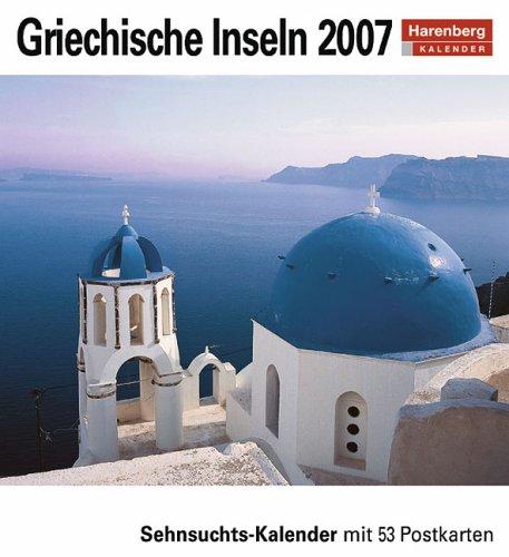 Griechische Inseln 2007