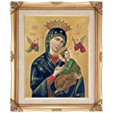 Our Lady of Perpetual Help Framed Art