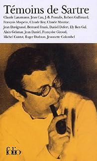 Témoins de Sartre par Claude Lanzmann
