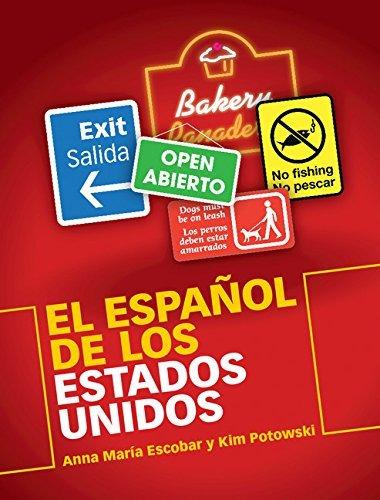 Download PDF El Español de los Estados Unidos
