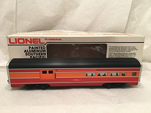 Lionel 9590 Southern Pacific Daylight Aluminum Combo Car