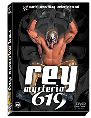 Rey Mysterio - Wrestler - Andrew's Fantasy Character