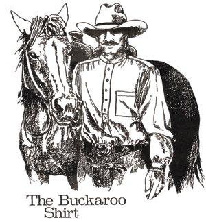 Victorian Gambler Costumes - Western Heritage Shirt