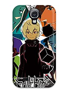 Excellent Galaxy S4 Case Tpu Cover Back Skin Protector World Trigger Chapter 1