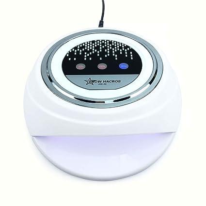 TDPYT 60W Uv Led Lámpara De Uñas Sensor Automático Lámpara De Hielo Para Secador De Uñas