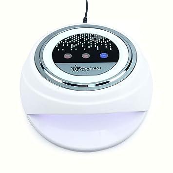 Led 60W Automático Lámpara De Uñas TDPYT Uv Sensor Lámpara 5j34ARLcq