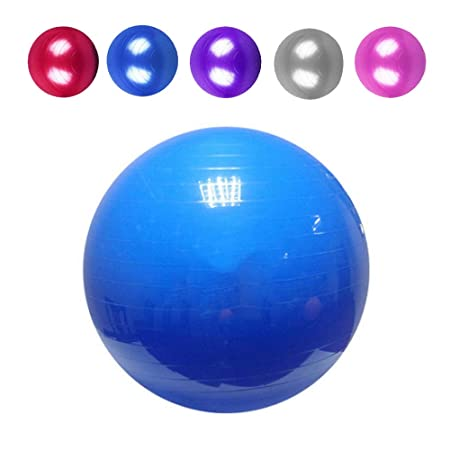 ZENWEN Fitness Yoga Ball 55 Cm Adulto Fitness Ball Engrosado ...