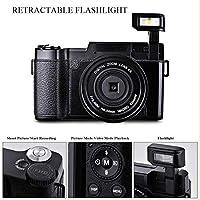 Digital Camera Vlogging Camera Full HD1080p 24.0MP 3.0 Inch Flip Screen Camera for YouTube from SUNLEA