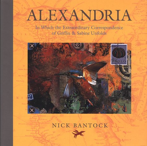 Read Online Alexandria: In Which the Extraordinary Correspondence of Griffin & Sabine Unfolds (v. 2) PDF