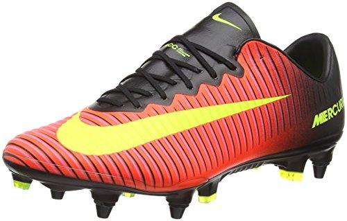 Black Pro Volt Blast Football Crimson Boots Mercurial Vapor Pink Total Sg Red Xi Nike Men's FXPwqO6