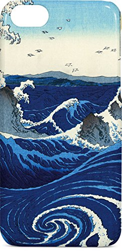 Skinit Hiroshige iPhone 5c Lite Case - View of The Naruto whirlpools at Awa Lite Case for Your iPhone 5c (Iphone Case Naruto 5c)