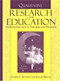 Qualitative Research for Education 5th Edition