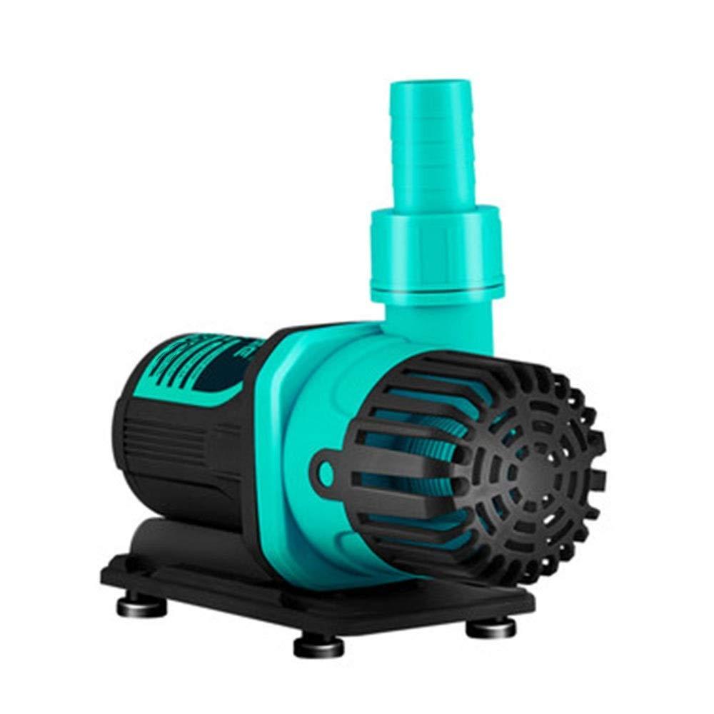 5000L H L&WB Fish Tank Oxygen Pump Submersible Pump Frequency Conversion Pump Aquarium Circulating Pump Silent Small Filter Pump Multifunction,5000L H