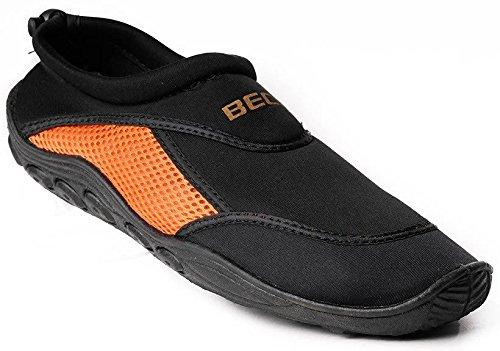 multicolor naranja Beco Zapatillas surf de negro xBqY76t