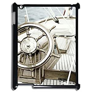 Beautiful Sailboat Rudders Brand New Cover Case with Hard Shell Protection for Ipad2,3,4 Case lxa#402597