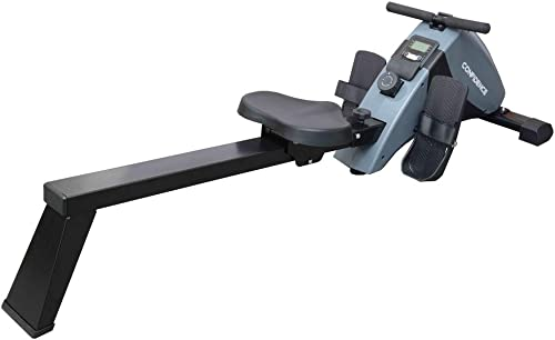 Confidence Fitness Magnetic Rowing Machine with Adjustable Resistance – Foldable – for Home Use