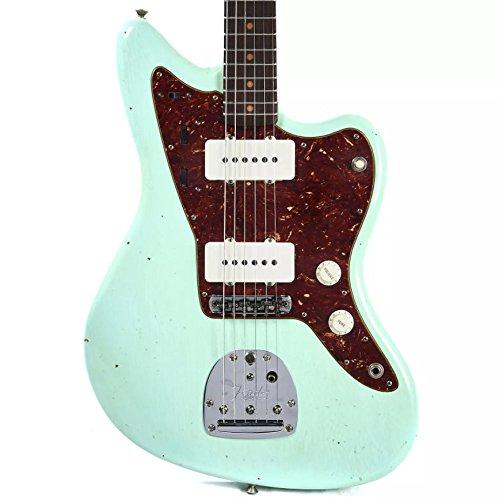 Fender Custom Shop 1962 Jazzmaster Journeyman Relic Aged Surf Green
