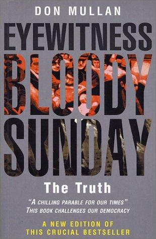 Eyewitness Bloody Sunday pdf