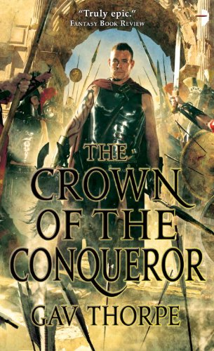 The Crown of the Conqueror: The Crown of the Blood Volume II (The Empire of the Blood)