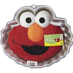 Wilton Elmo Cake Pan