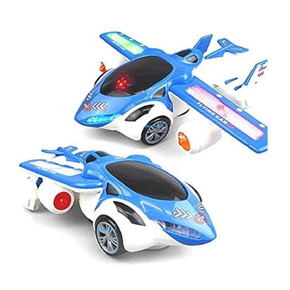 FunBlast 3 D Flying Toy Car