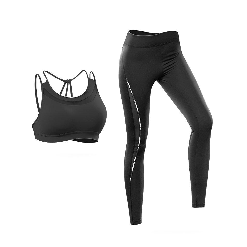 XL Kmgjc VêteHommests de Sport pour Femmes courtes Courts et courtes Stretch Yoga Fitness Costume été Gym Sports Sexy à séchage Rapide