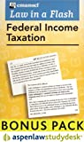 Federal Income Taxation, Steven Emanuel, 0735583412