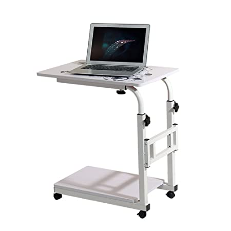 GWM Escritorios Mesa Ajustable para computadora portátil Altura de ...