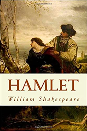 William shakespeare book hamlet